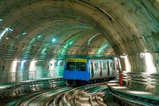 Pregopontocom Tudo: Estação Jardim de Alah da Linha 4 do Metrô do Rio é concluída antes da Olimpíada ...