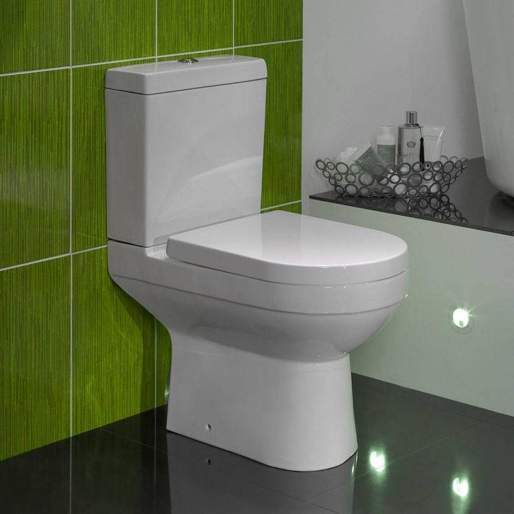 Balance Close Coupled Toilet inc Seat