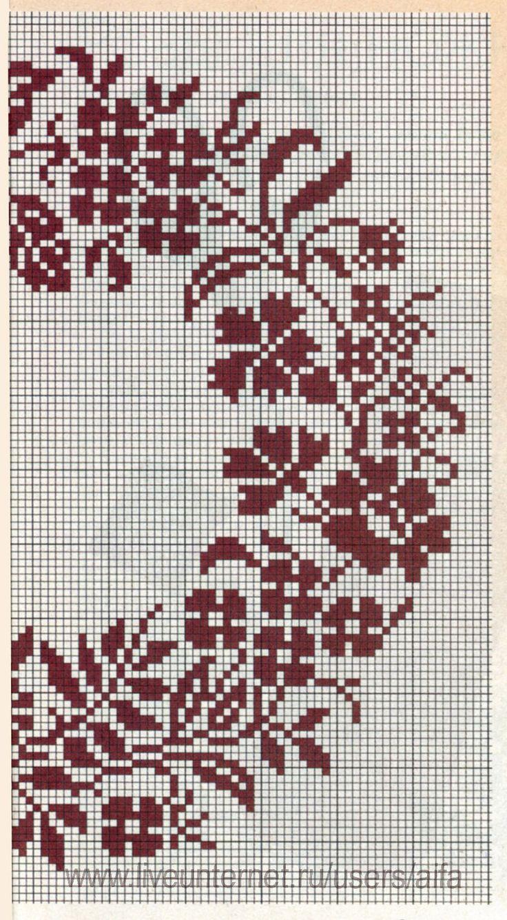 Вышивка-просто и красиво № 4 2012