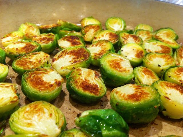 my petit sweets: Dijon-Braised Brussels Sprouts | Vegetables~sides ...