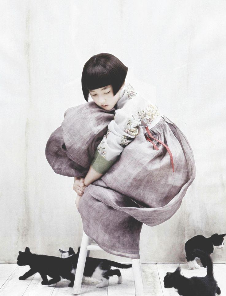 Vogue Korea 2007 #beauty