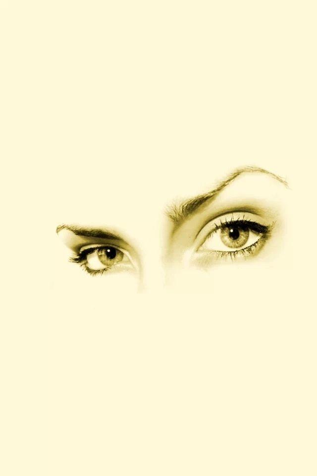 whos eyes