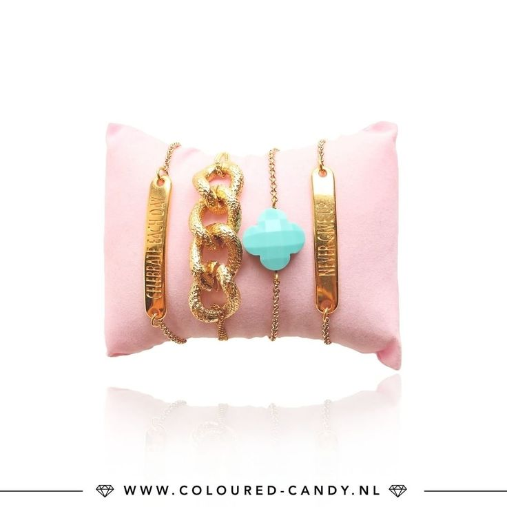 Heb jij een van mijn favoriete handgemaakte armbanden al gezien in de Shop!? Dit zijn ze 💎 ➳ https://www.coloured-candy.nl/golden-love  #colouredcandy #sieraden #jewelry #ootd #armcandy #jewellery #handmade #bracelet #trend #gold #quote #clover #fashion #mode #style #love #beauty #jewelrygram #fashionista #trendy #beautiful #quotes #shop #fashiongram #instagood #shopping #musthaves #bijoux #accessories