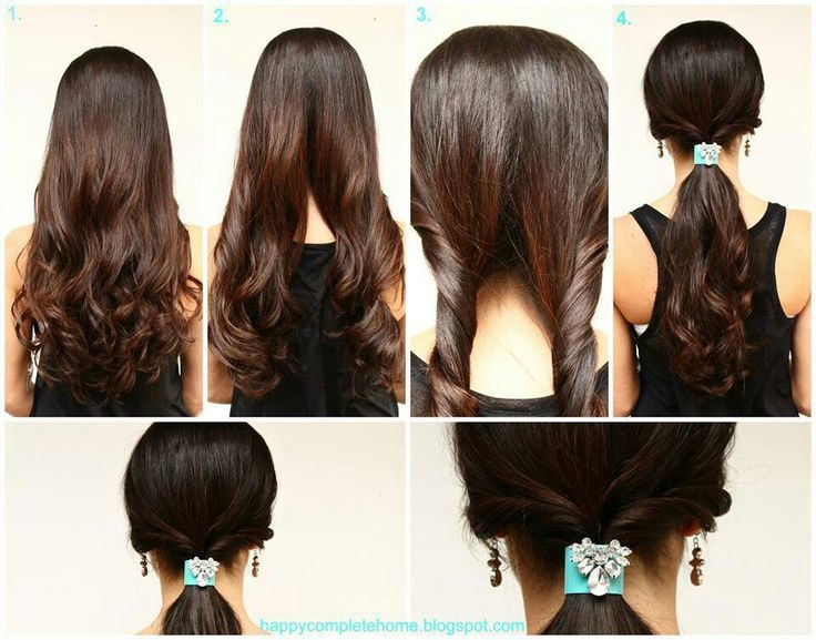 Swell 1000 Images About Ponytails On Pinterest Short Hairstyles Gunalazisus