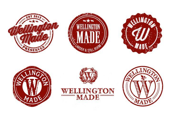 Rustic Logos | Design | Pinterest