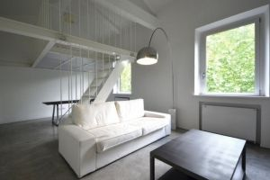 TYPE:FLAT RENOVATION LOCATION: ROME, VIALE PARIOLI PROGRAM: 60  m²