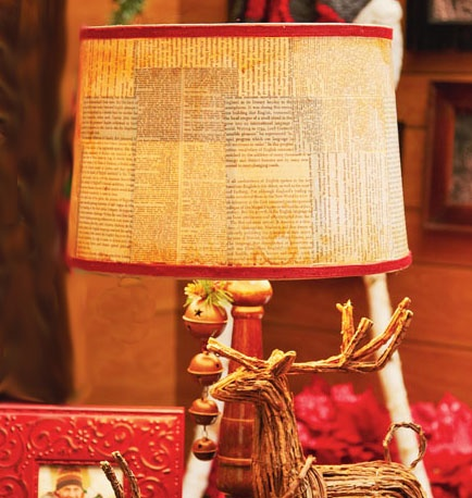 55 best lampshades images on pinterest lampshades lamp shades nostalgia trend book page lampshade mozeypictures Images