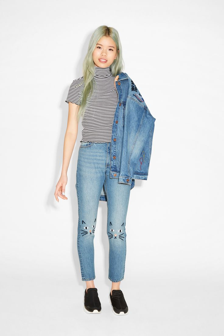 NEW!Kimomo jeans