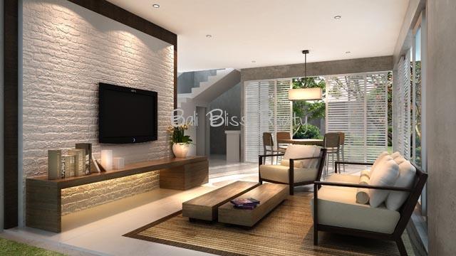 Living Room @ Kesambi Residence, Bali
