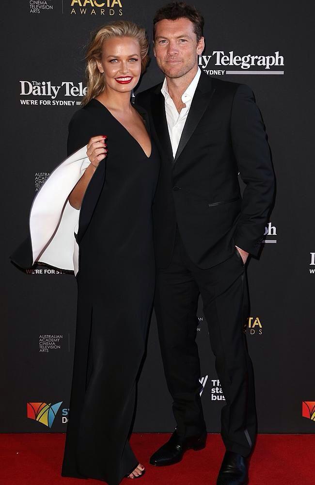 Sam Worthington & Lara Bingle