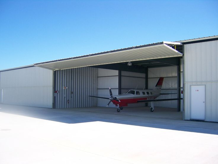 Orange County Ne...Airplane Hangar Door Repair