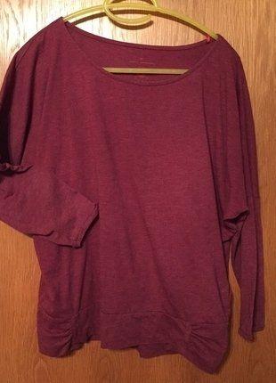 #TomTailor #Bluse #Shirt #Damen #weinrot #bordeaux #3/4arm #Mode #breitarm #Kleiderkreisel http://www.kleiderkreisel.de/damenmode/three-fourths-armlig/139327080-bluse-von-tom-tailor-in-bordeaux