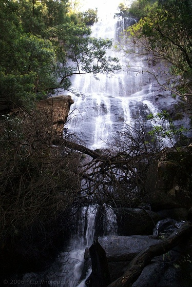 Bridal Veil Falls 1.  Hogsback, South Africa