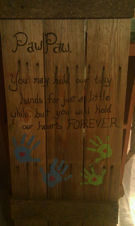 Quotes About Daughters And Fathers Pallet craft! Make a s...