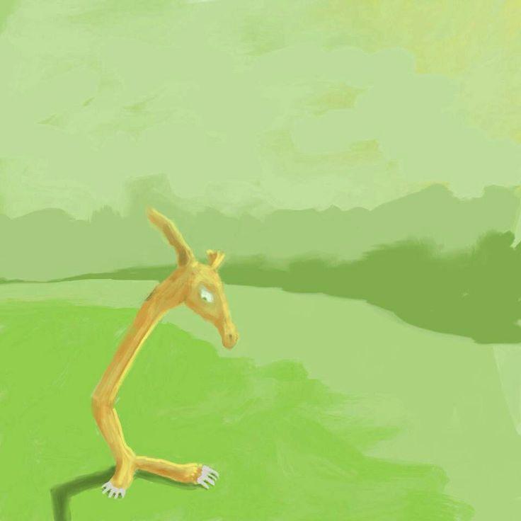 Slim donkey