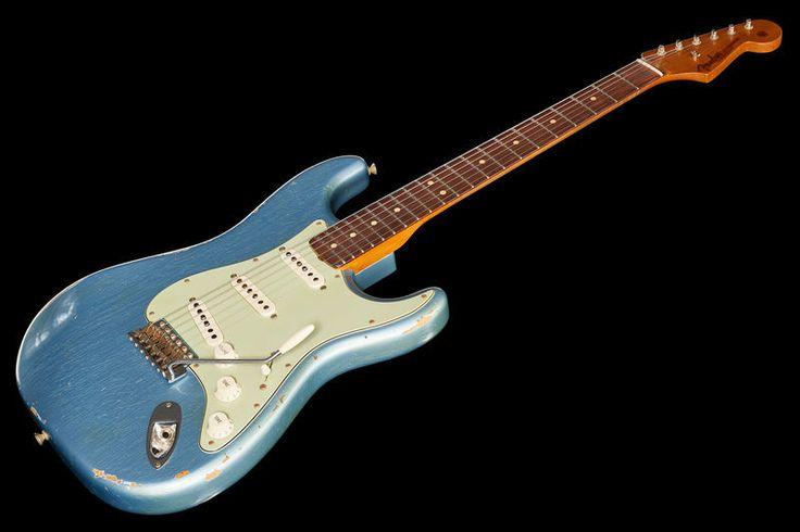 Fender 62 Relic Stratocaster IBM - Thomann UK