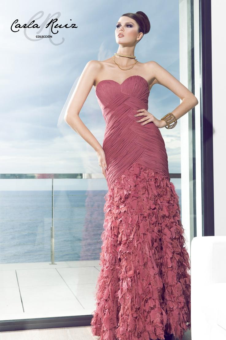 Mejores 38 imágenes de Vestidos de Ceremonia Joven en Pinterest ...