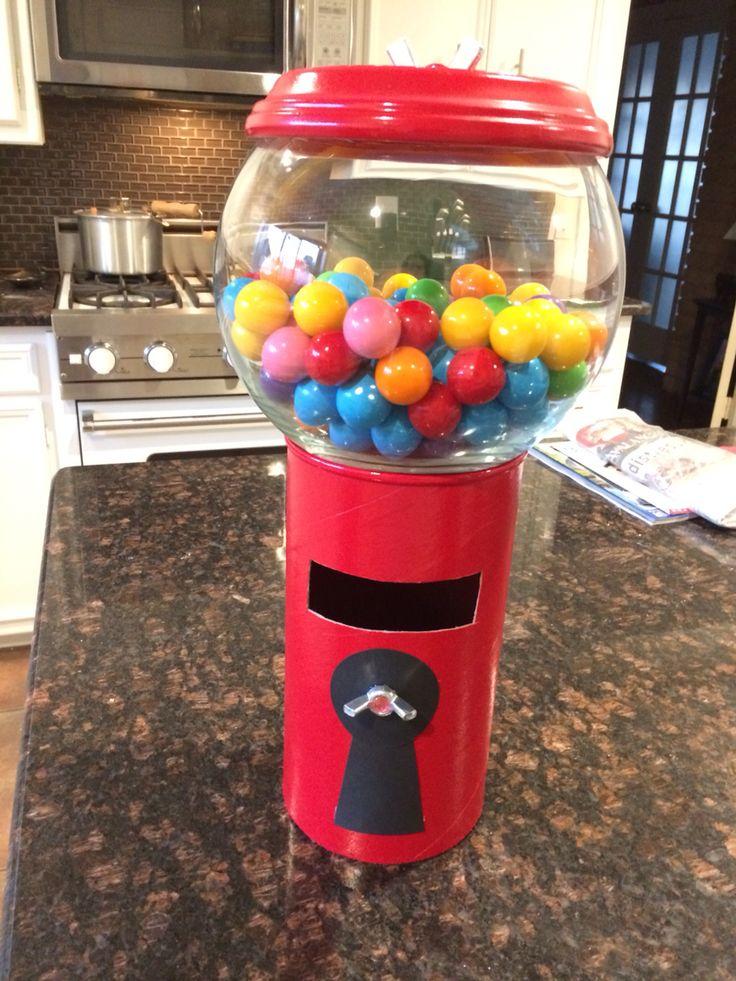 how to make a vending machine valentine box