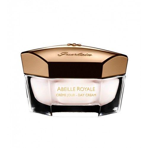 Cremă de zi Abeille Royale Guerlain pentru ten normal spre uscat