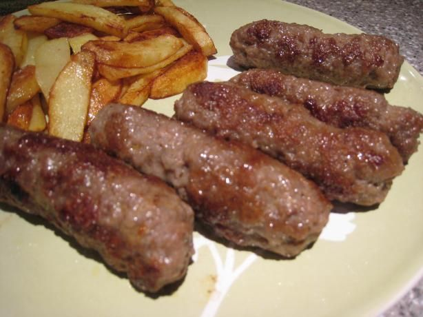 Serbian Cevapi Recipe - if you haven't tried these you have to they are to die for