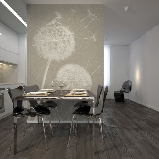 Feature wall wallpaper ideas A feature wall is always an option for any room, and will always be a way to add colour, pattern and texture to the room. It goes without saying, but it is important to r
