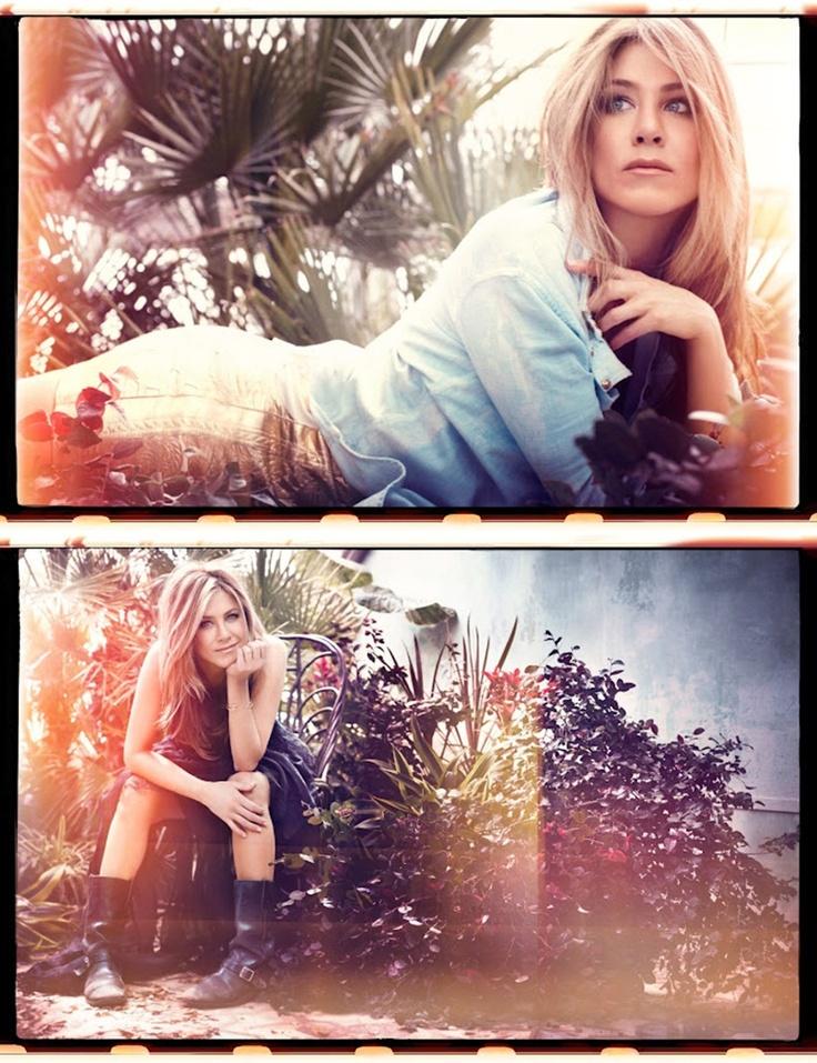Jennifer Aniston. she is soo pretty