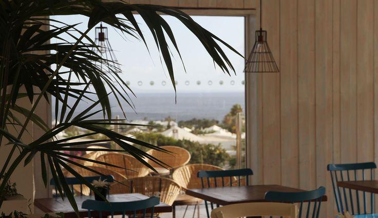 Diseño para Hotel Alyssa en Las Palmas.