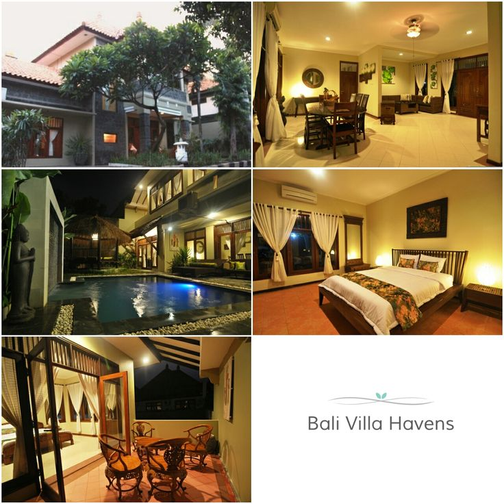 Wonderful Villa MICA in KUTA – 5 Bedrooms, Private Pool, Daily Breakfast – AUD 235 includes 6 pp - http://www.holidaybalivillas.com/villa-mica.html