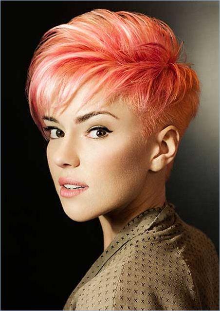 Erstaunliche Vibrierende orange Haarfarbe (Orange Haarfarbe, Orange Haar, anzeigen anzeigen, anzeigen anzeigen Ihren)