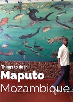 Are you planning to visit Mozambique? Here is a list of 7 Fun Things to do in Maputo, Mozambique!