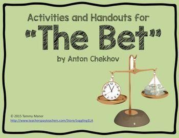 summary of the bet by anton pavlovich chekhov