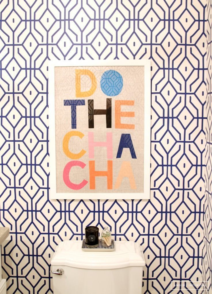16 Inspirational Ways To Transform Your Bathroom With Wallpaper
