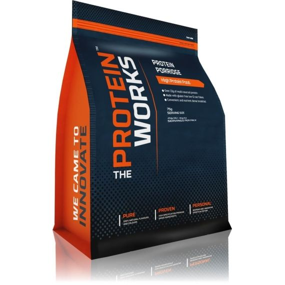 The Protein Works Protein Porridge | The Protein Works - Official Trade Sports Nutrition Distributor | Tropicana Wholesale