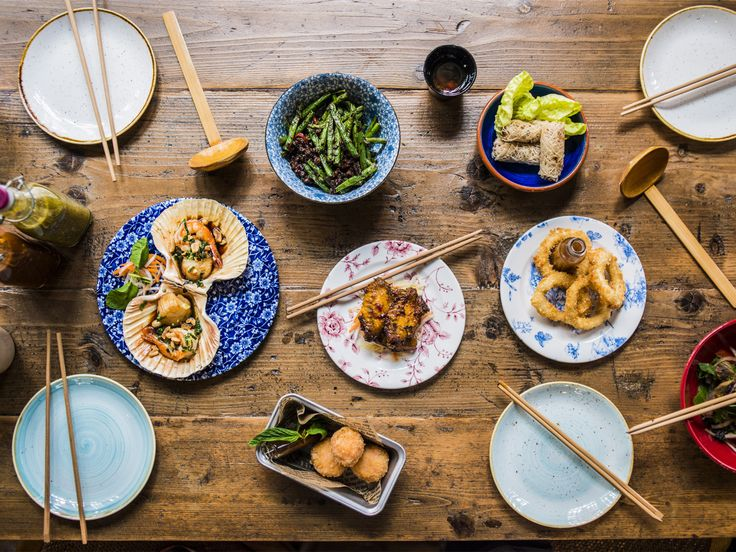 Ding ding ding! Red flag alert. We'd just walked the length of Wardour Street (sans Google Maps, a rookie error) to find this new Vietnamese restaurant no