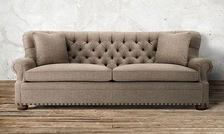 Overwhelmed when trying to find the perfect sofa for your living room?  Check out this post with 10 Classic Sofa Styles perfect for any space.