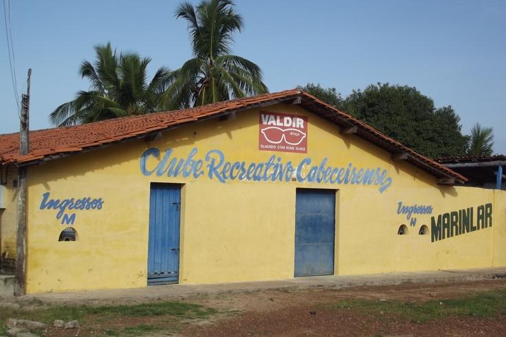 Clube Recreativo Cabeceirense - Cabeceiras do Piauí - Piauí