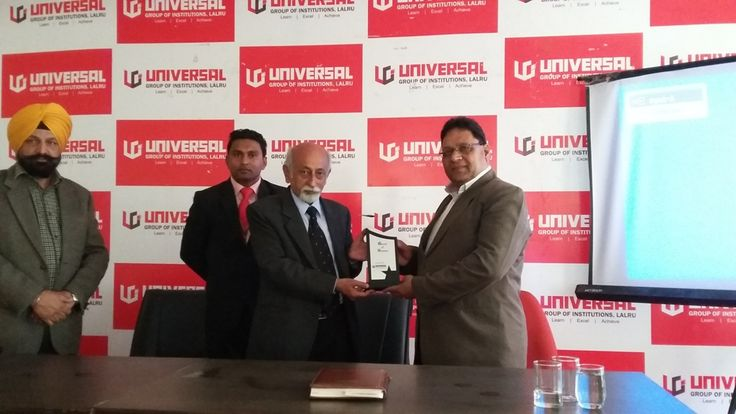Universal Group of Institutions offers unique opportunity for the students all across India to join and be a part of North India's most sought after   Institutions which not only offers degree but a career path that leads to successful professional life. The institute offer various professionals courses   like B.Tech, M.Tech, Diploma, MBA, BBA, BCA, ATHM, M.Ed, B.Ed, ETT, ANM, B.Sc, B.A & B.Com etc. to understand the current and ever changing demands of the   industry.