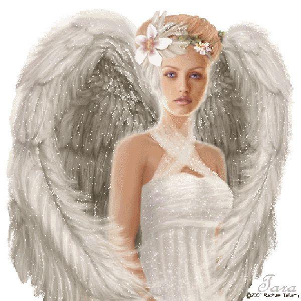 Little Girl Angel On Swing gif by angellovernumberone | Photobucket
