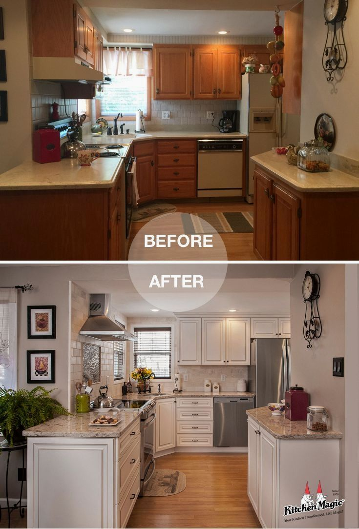 Things You Didn T Know You Could Do With Kitchen Cabinet Refacing Diy Kitchen Renovation Kitchen Remodeling Projects Refacing Kitchen Cabinets