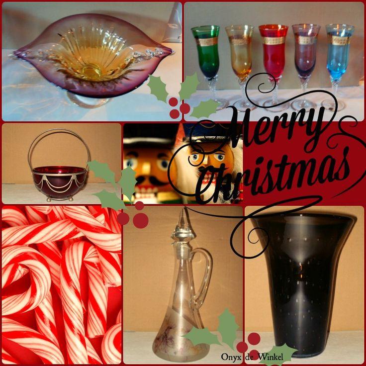 onyx de winkel glass christmas 2016