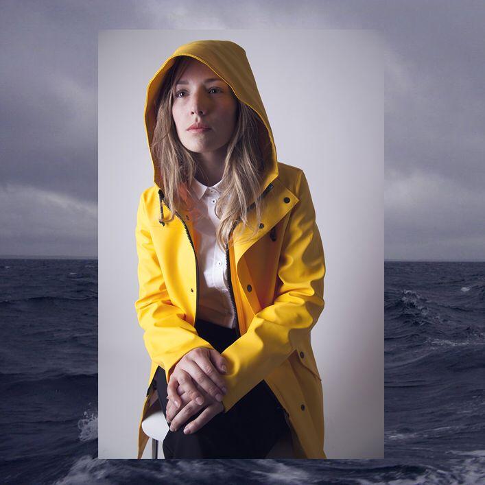 Bomärke Yellow