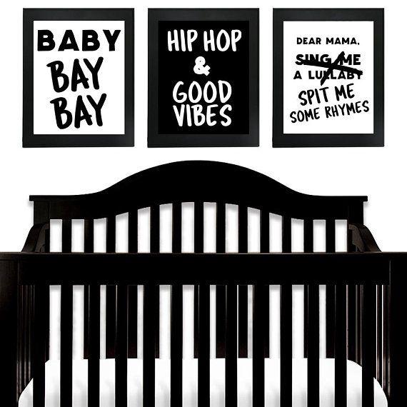 Girls Nursery Art Print Baby Room My Mama Is My Jam Picture For Kids Bedroom