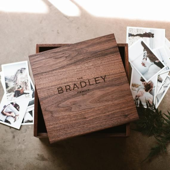 Keepsake Wedding Gifts: Personalized Gift, Wooden Box, Keepsake Box, Personalized