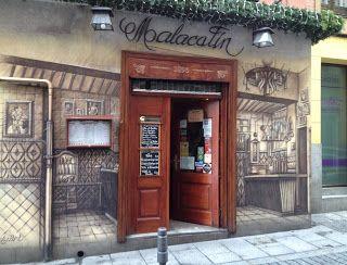 Malacatín - C/La Ruda, 5 - Madrid
