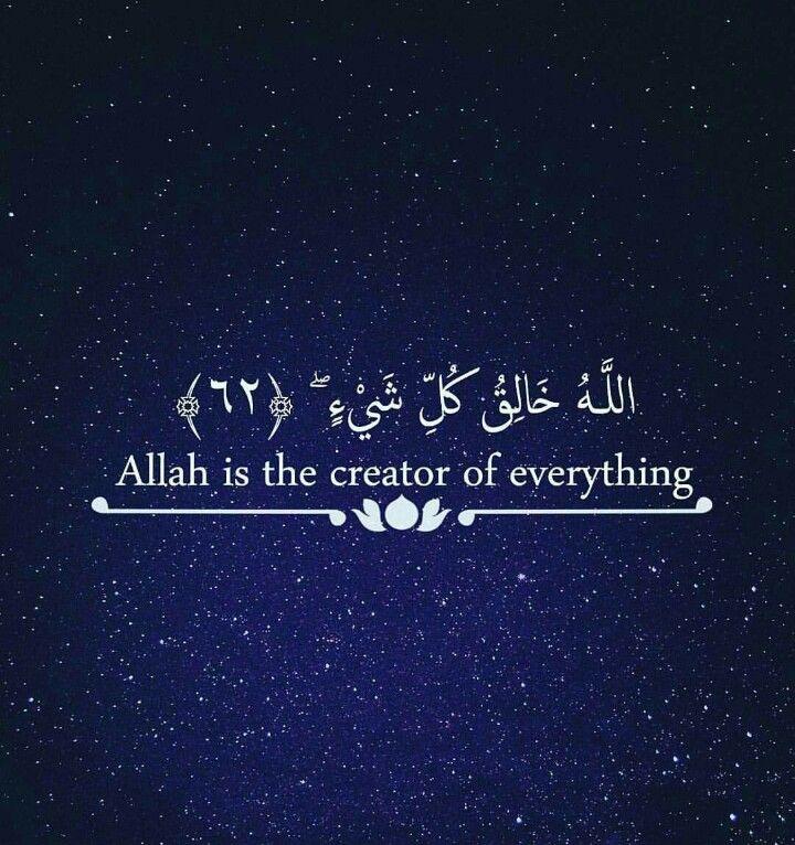 #Quran #Allah #Creator