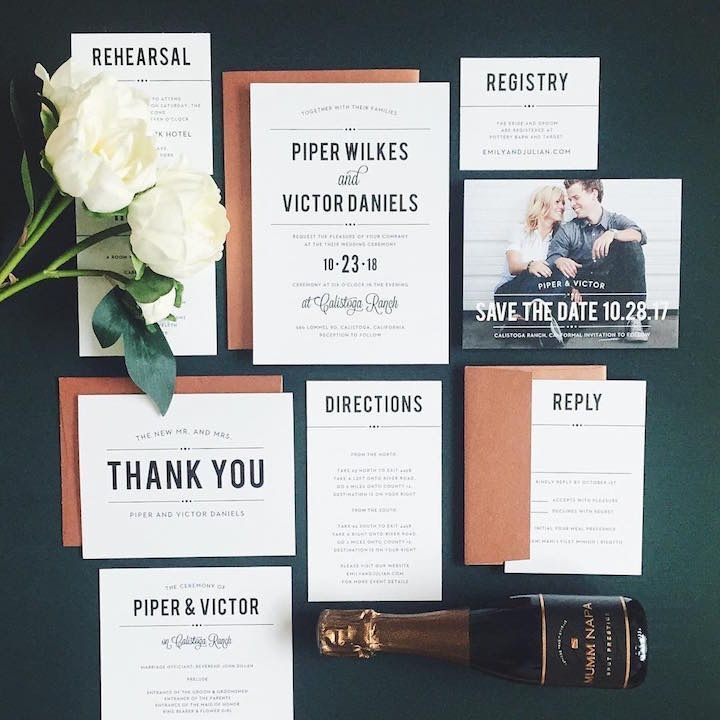 The 25+ best Wedding invitation trends ideas on Pinterest ...