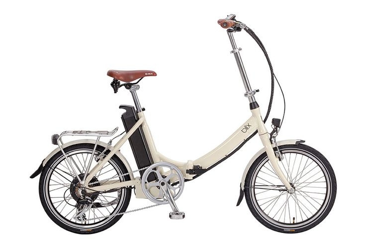 Blix Vika+ Electric Folding Bike 1650