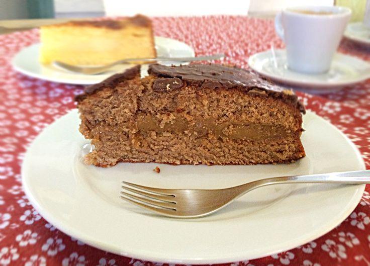 Receita para o café da tarde: bolo de pão de mel - Helena Galante e Sophia Braun – Delícia de Conta