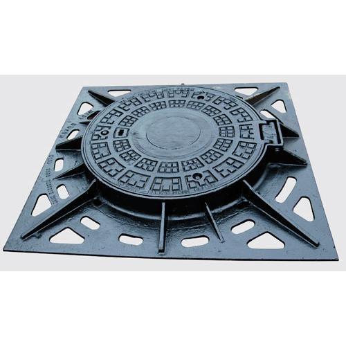 Ductile Iron Manhole Covers