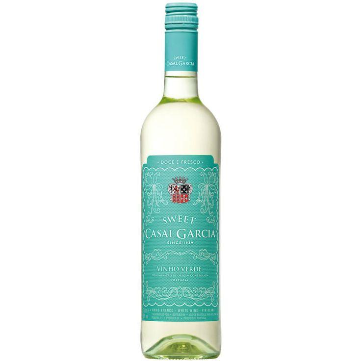 Vinho Casal Garcia Sweet Branco 750ml - Costi Bebidas - CostiBebidas